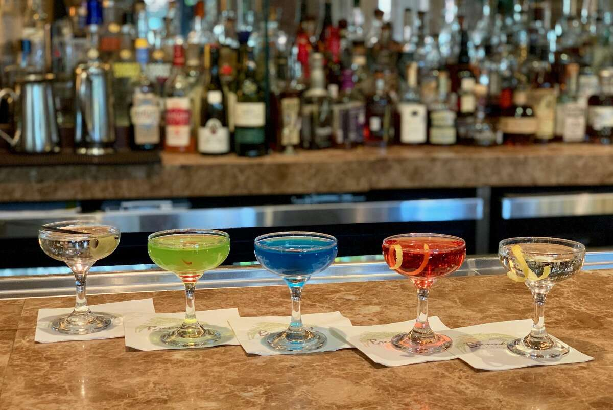 Pictured: 25-cent martinis at Brennan's of Houston.