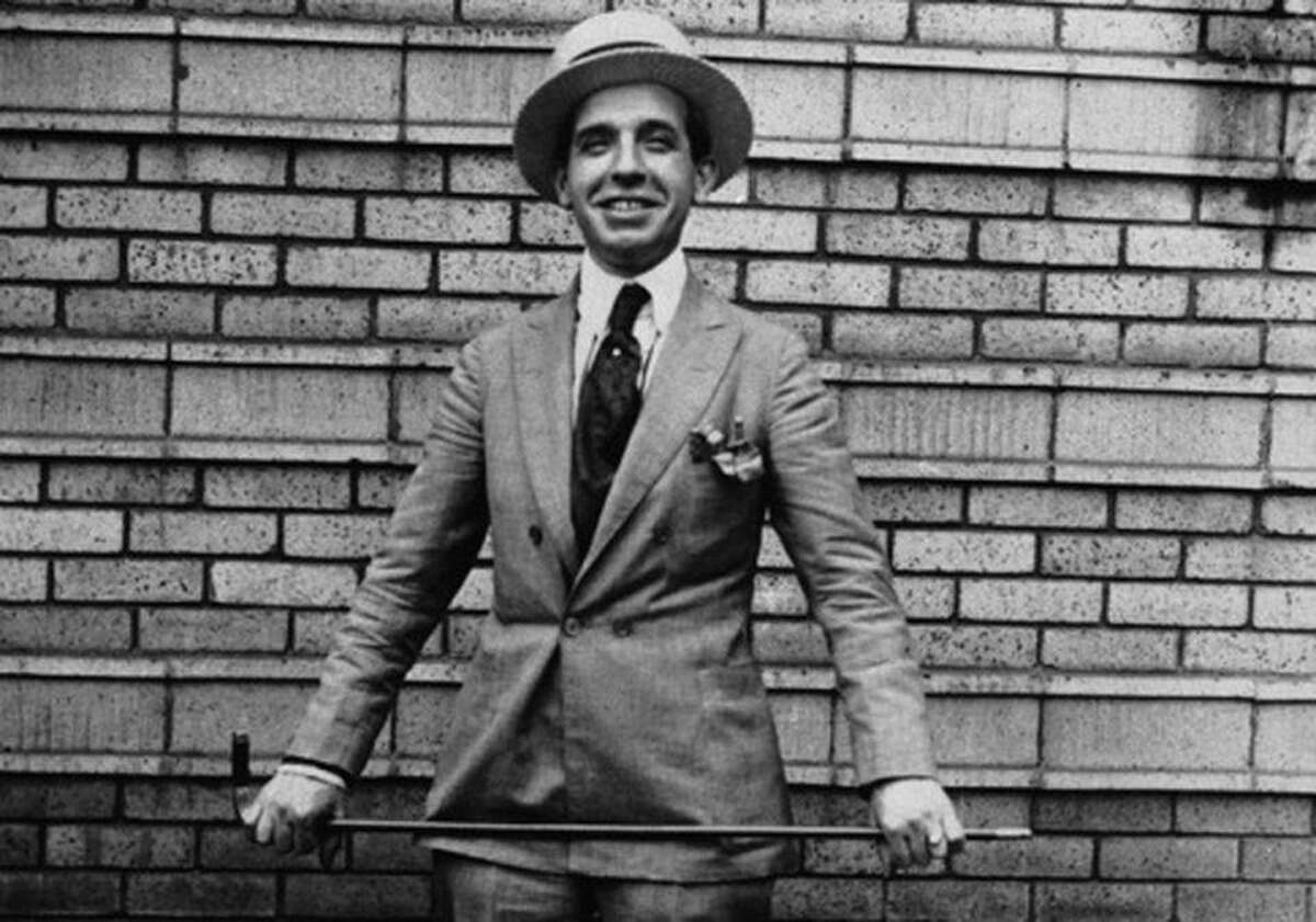 Swindler Charles Ponzi was arrested after an investigation by the U.S. Postal Inspection Service.