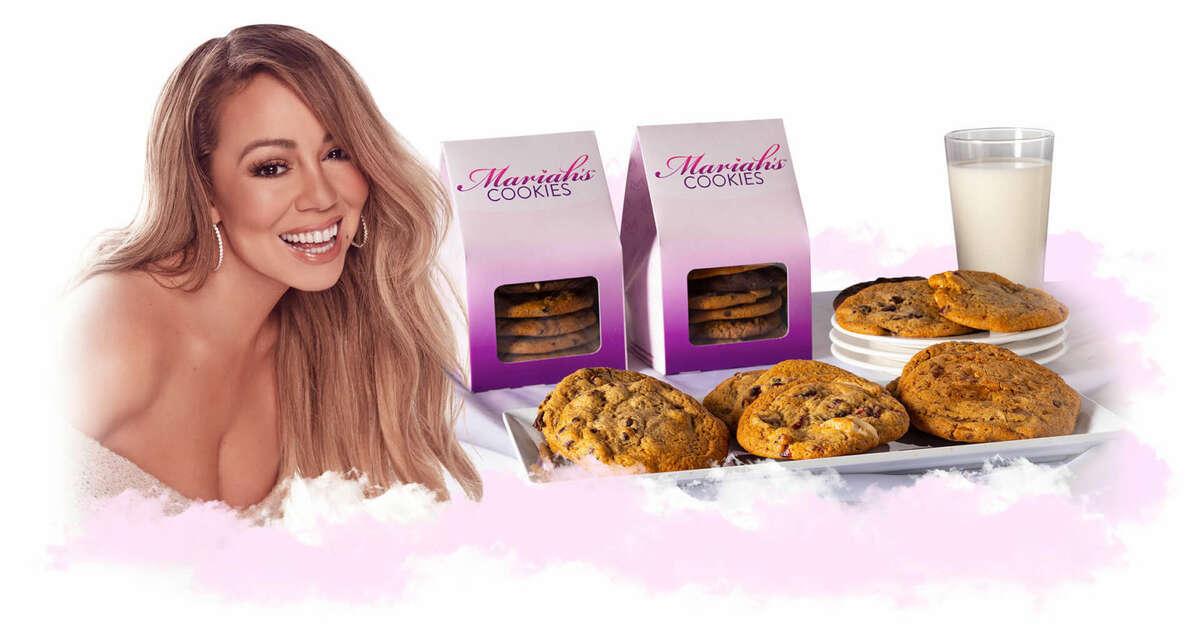 Mariah Carey's Cookies.