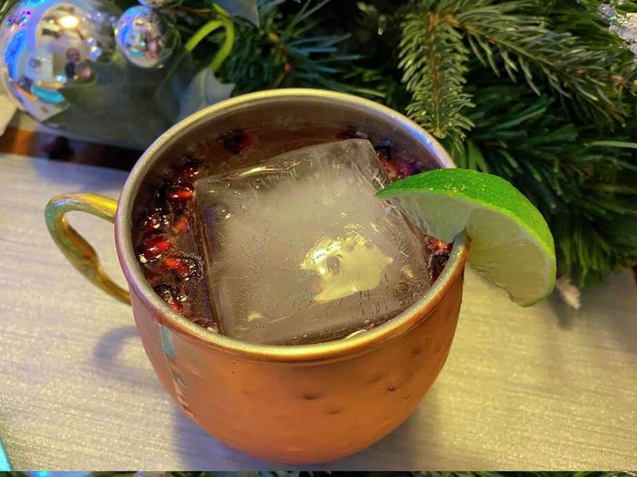 Moscow Mule (Photo by Donna Frawley)