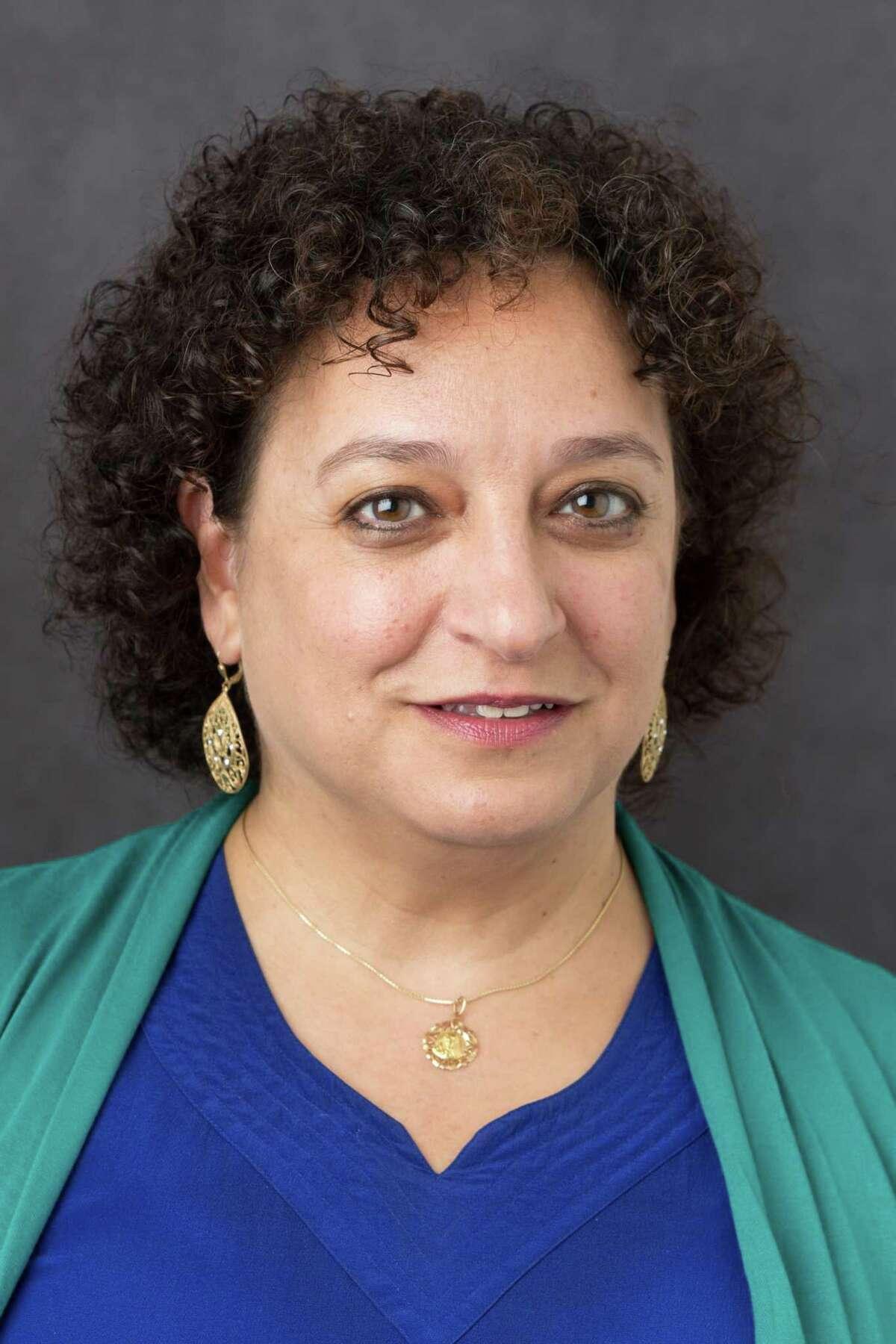 Anna-leila Williams of Hamden, professor of medical sciences at the Frank H. Netter MD School of Medicine at Quinnipiac University.