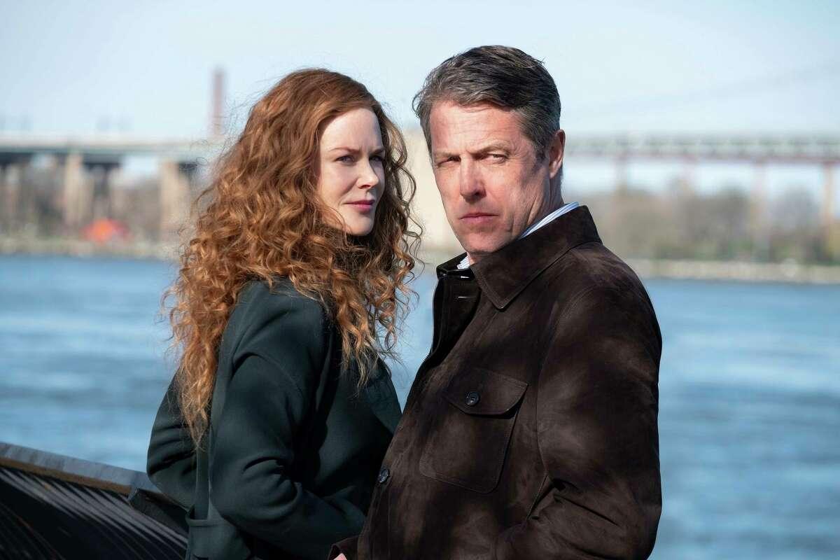 "Nicole Kidman (left) and Hugh Grant star in ""The Undoing."""