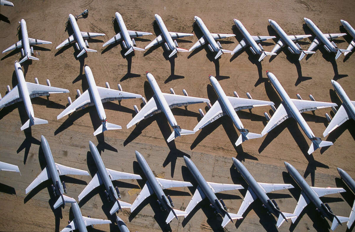 Thousands of aircraft worldwide have been put into storage until the pandemic eases and travel demand returns.