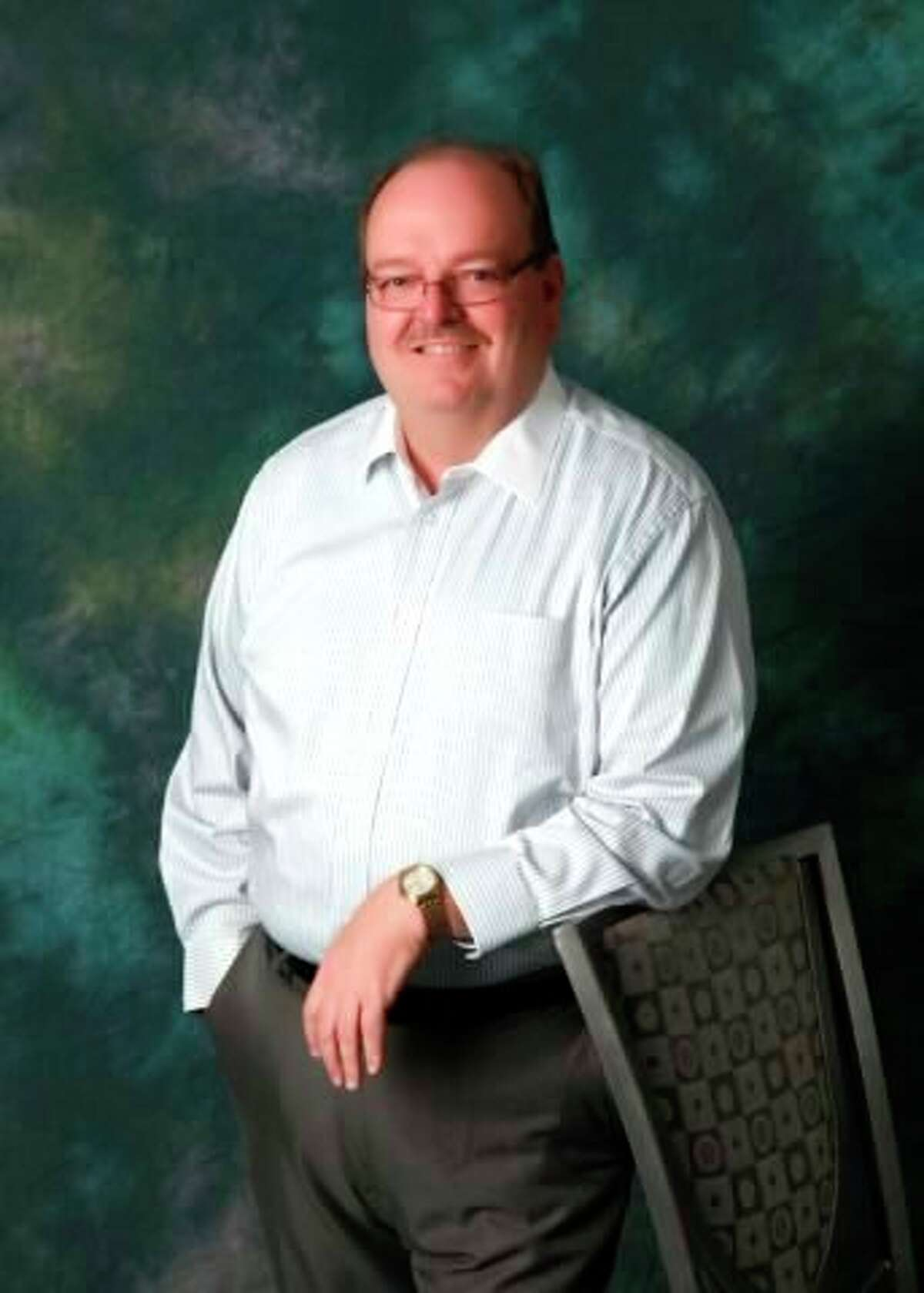 Tuscola County Commissioner Dan Grimshaw