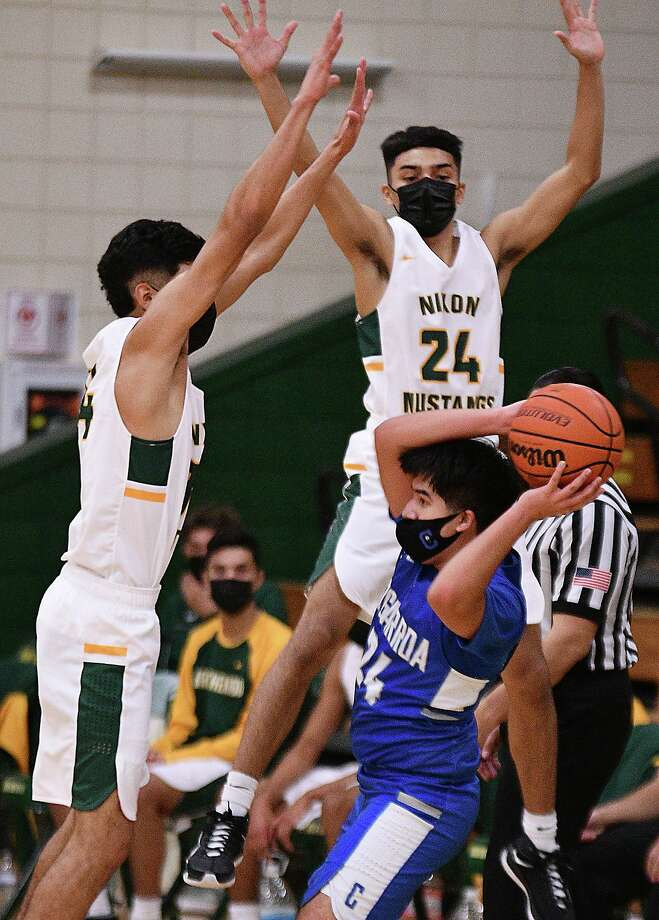 Nixon is set to host Martin on Tuesday. Photo: Cuate Santos /Laredo Morning Times / Laredo Morning Times