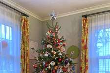 Pictures of Christmas trees submitted by readers.