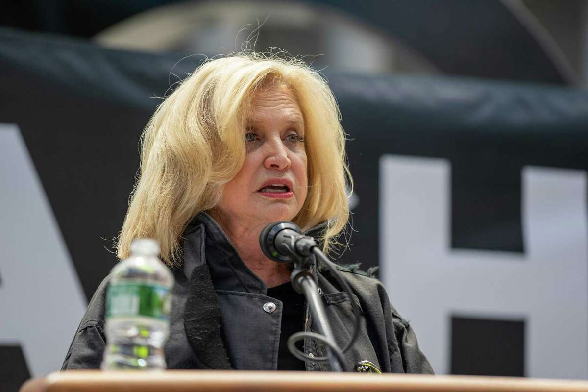 U.S. Rep. Carolyn Maloney, D-New York, is chairwoman of the House Committee on Oversight and Reform, which will hold Dec. 17, 2020 a hearing examining Purdue Pharma's alleged role in fueling the opioid crisis.