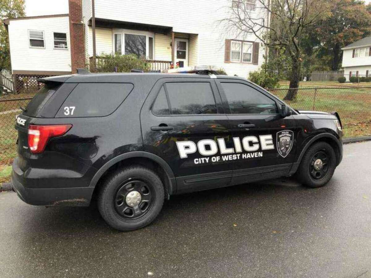 West Haven police said they broke up a drug deal Thursday afternoon in the parking lot of Walmart.
