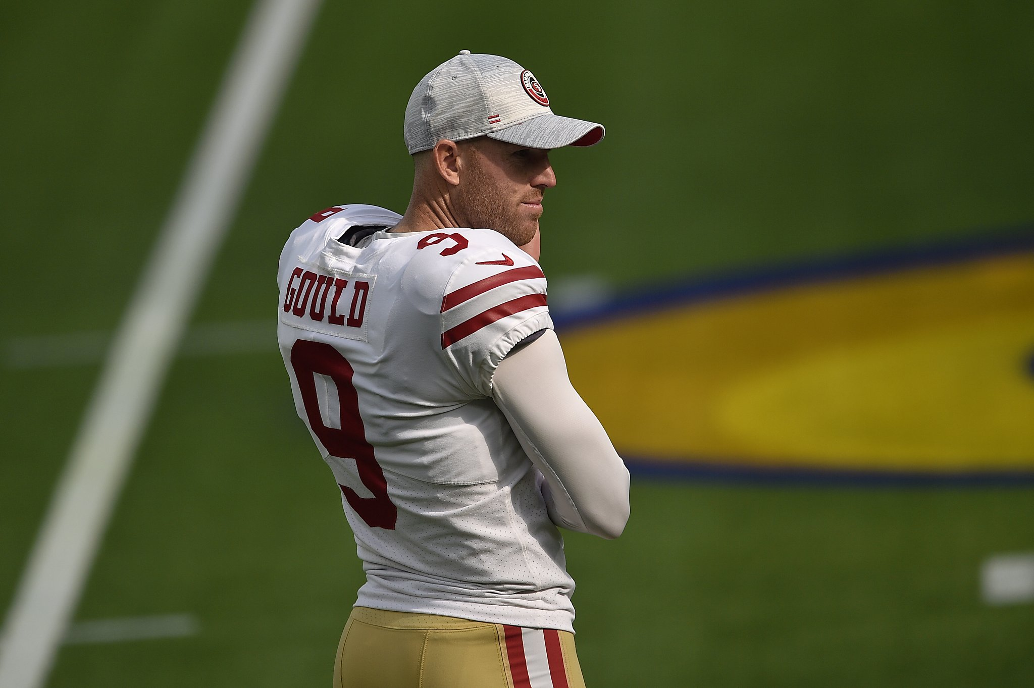 Will the 49ers keep their kicker? Decision looming on Robbie Gould