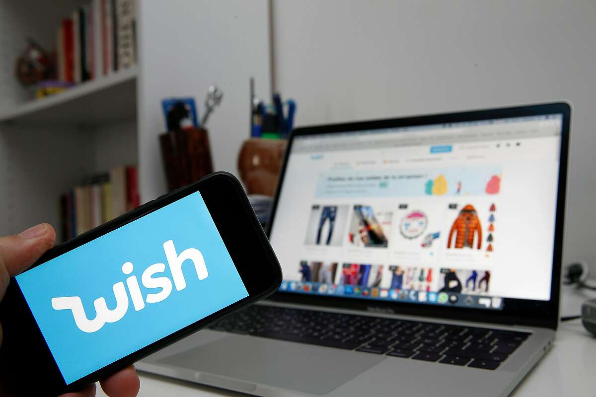 The maker of Wish, an e-commerce app, will allow members of the public to buy its shares Wednesday.