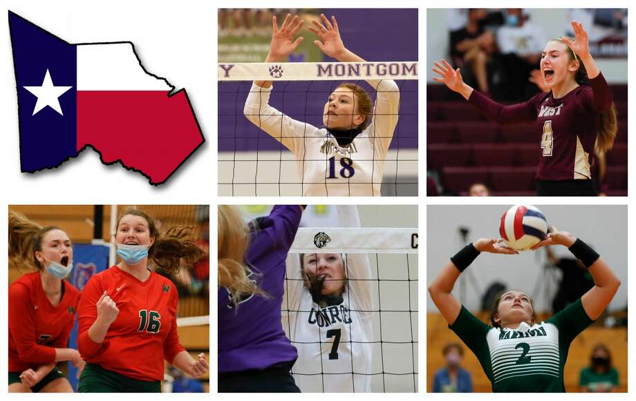 Grace Ellis, BethanyMay, Marjorie Johnson, Brooklyn Spikes and Claire Dewine are The Courier's nominees for Newcomer of the Year. Photo: Staff File Photos