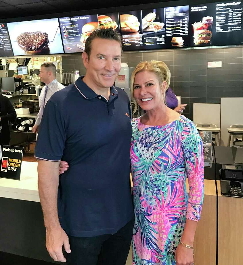 Michigan natives Matt and Lori Schulz are now the new owner/operators of the Reed City McDonald's restaurants. (Courtesy photo)