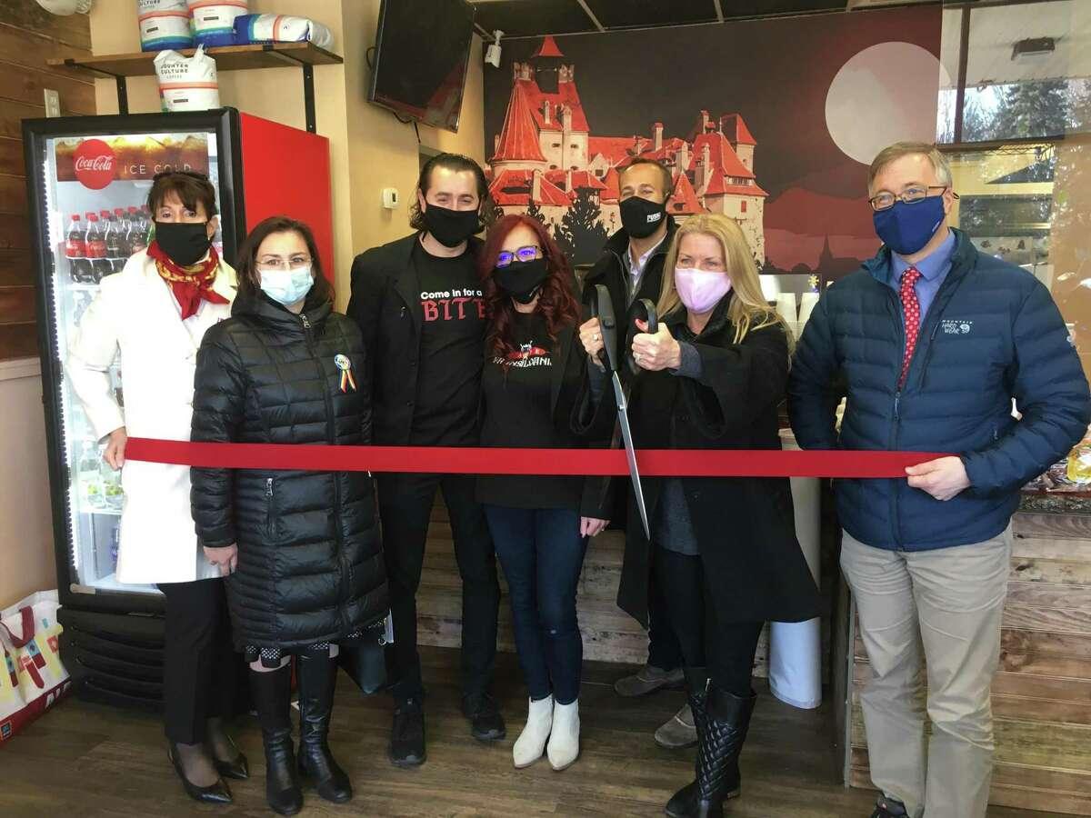 Cafe Transilvania, Fairfield Opened in December