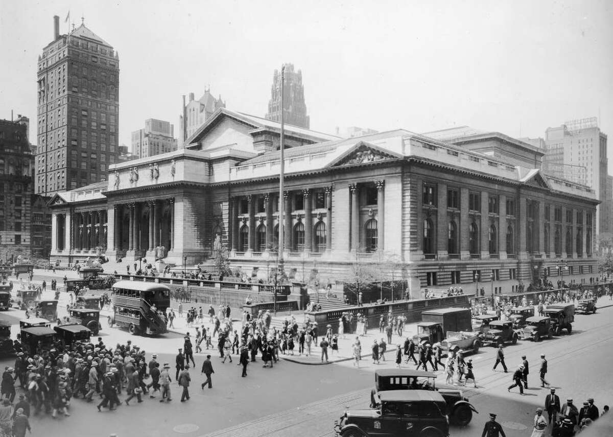 """1931: A gang of thieves steals rare books from the New York Public Library A group known as the Romm Gang stole several books during a library heist, including first editions of Herman Melville's """"Moby-Dick"""" and Nathaniel Hawthorne's """"The Scarlet Letter,"""" as well as a rare Edgar Allan Poe collection, """"Al Aaraaf, Tamerlane and Minor Poems."""" Travis McDade wrote about it in his 2013 book """"Thieves of Book Row: New York's Most Notorious Rare Book Ring and the Man Who Stopped It."""""""