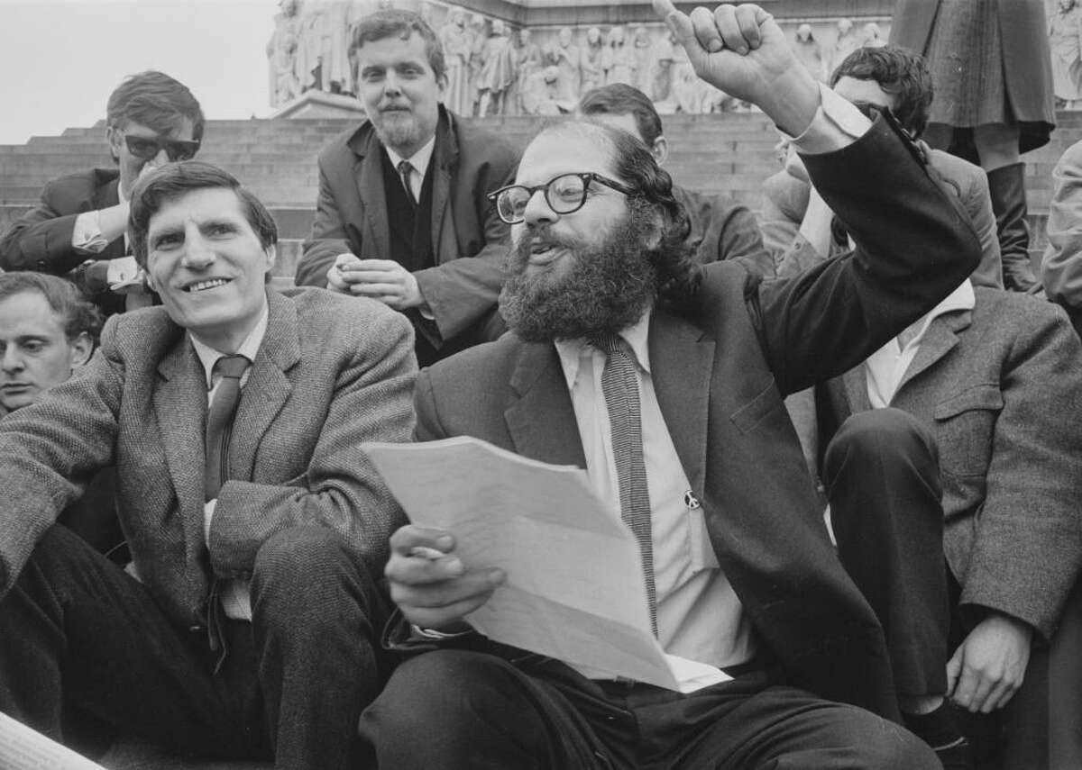 """A previously unknown manuscript of Allen Ginsberg's """"Howl and Other Poems,"""" a renowned literary work that would influence both the counterculture movement and the Beat Generation, has been uncovered."""