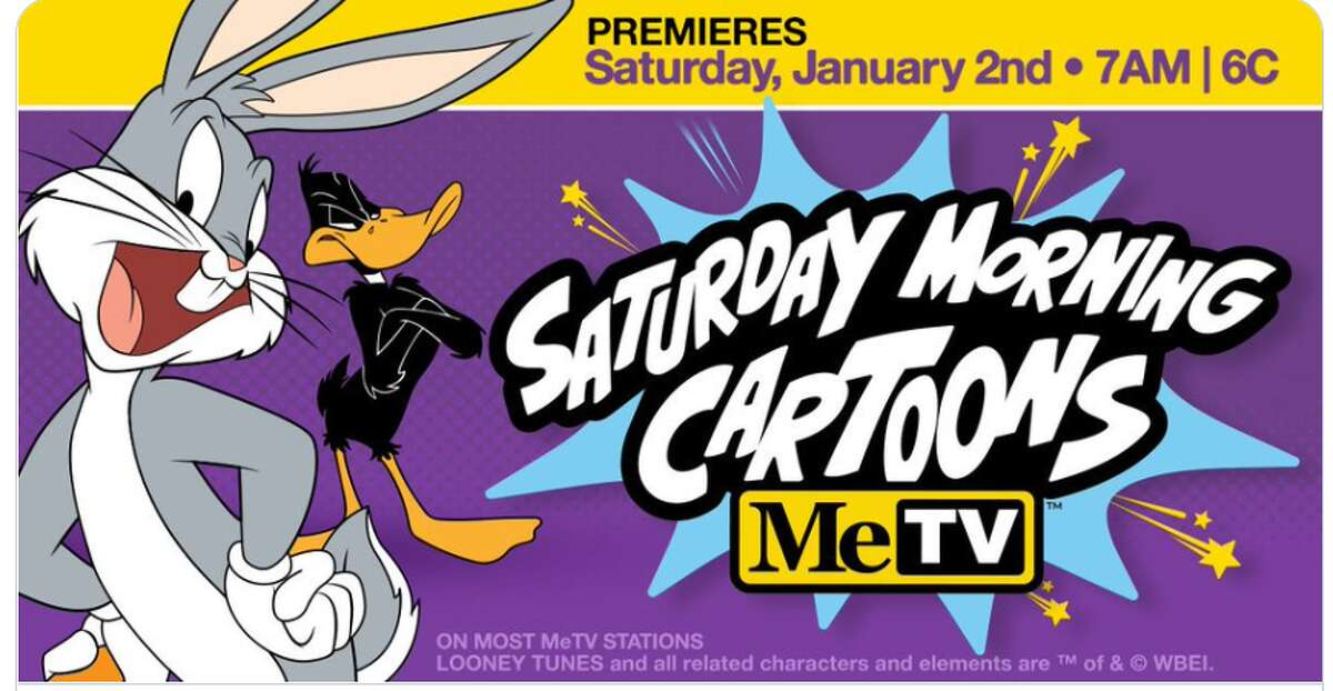 Saturday Morning Cartoons Are Making A Comeback In 2021