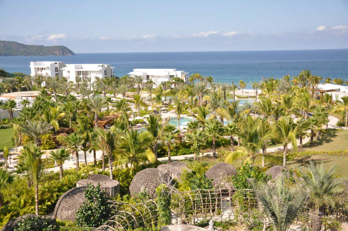 """""""As one of Mexico's most sought-after destinations, Punta de Mita is the perfect location for the newest addition to our luxury portfolio in the region,"""" said Jorge Giannattasio, Hilton's senior vice president and head of operations, Caribbean & Latin America. """"We can't wait for our guests to discover the inspired experiences that await at Conrad Punta de Mita."""" Conrad's design interweaves with the natural landscape, history and multi-cultural identity of the region. Resort guests will note lush tropical vegetation, wide open corridors and a contemporary coastal aesthetic. The design and vibe reflect a local Huichol core belief: that personal development and transformation arise from an immersive connection with nature."""