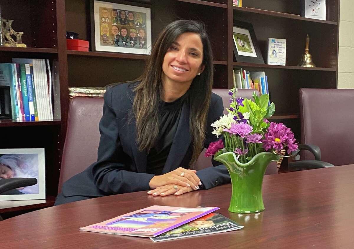Superintendent of Schools Susie Da Silva