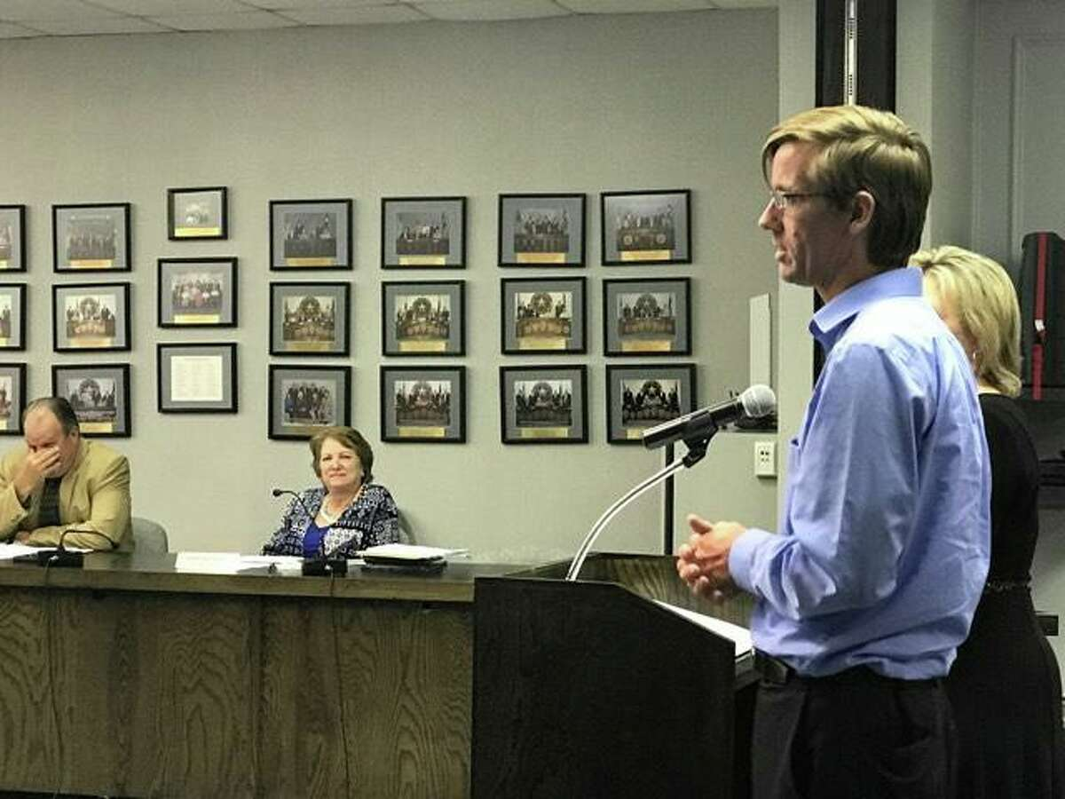 Montgomery Central Appraisal District Director Tony Belinoski, seen in this file photo, said his office is taking applications for the board that he says in critical for the county.