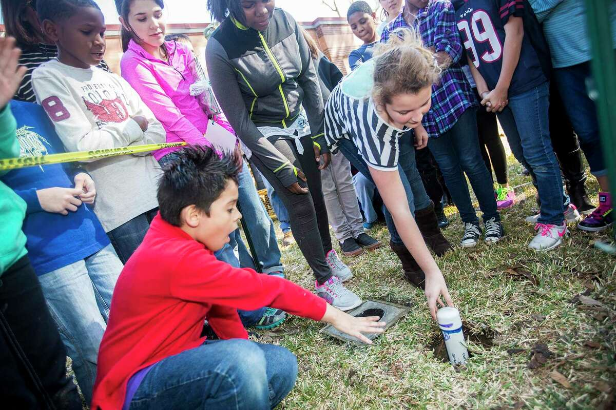 The community tree planting replacement give-away event will be hosted on from 9 a.m. to noon, Saturday, Feb. 13 in the parking lot of The Woodlands High School. Residents must register to participate and when at the drive-through, are asked to wear face masks or coverings, stay in their vehicles and social distance. No bathrooms will be available and caution is requested due to volunteers walking in the lot.