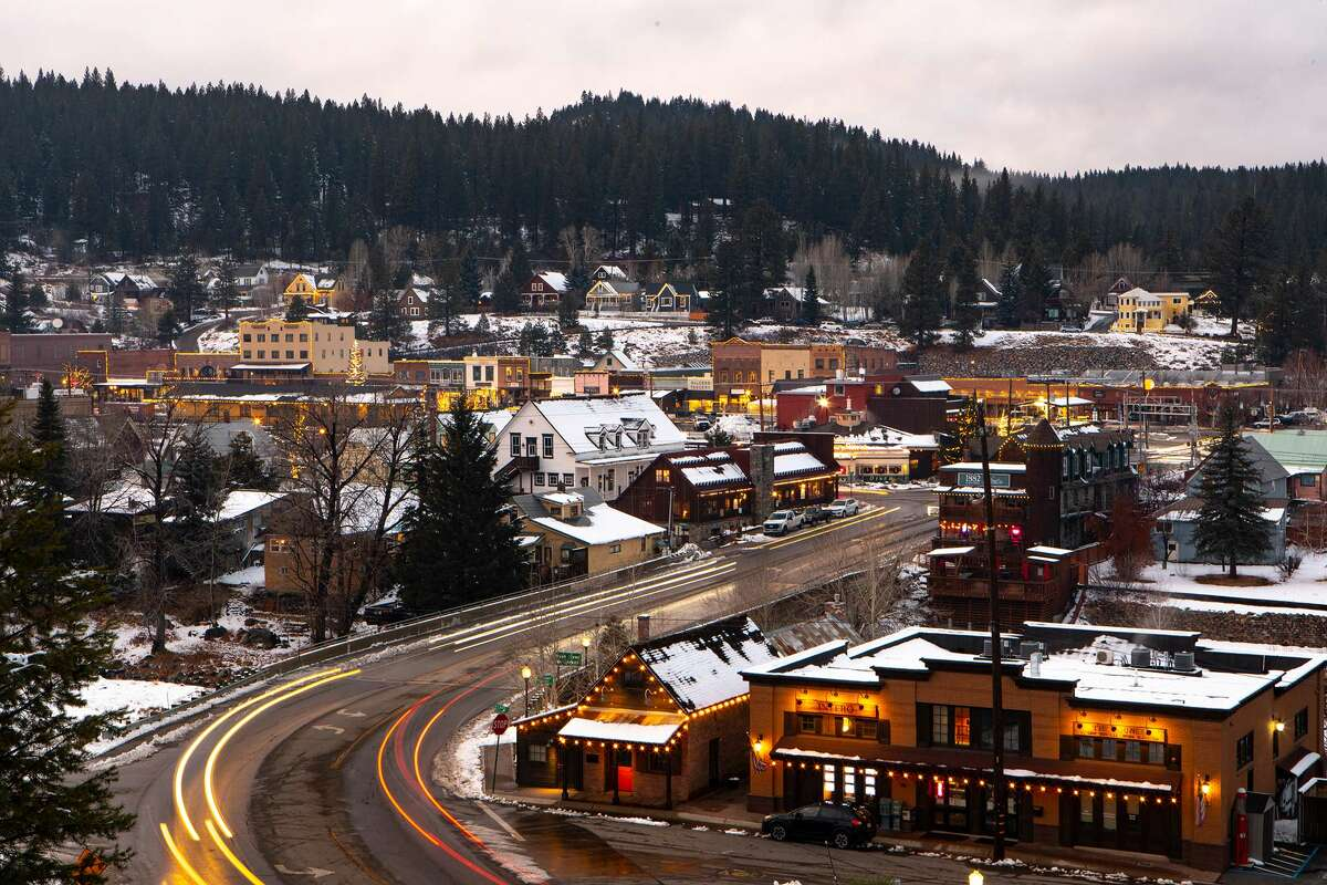 Restaurants in downtown Truckee are in survival mode during one of their busiest times of year.