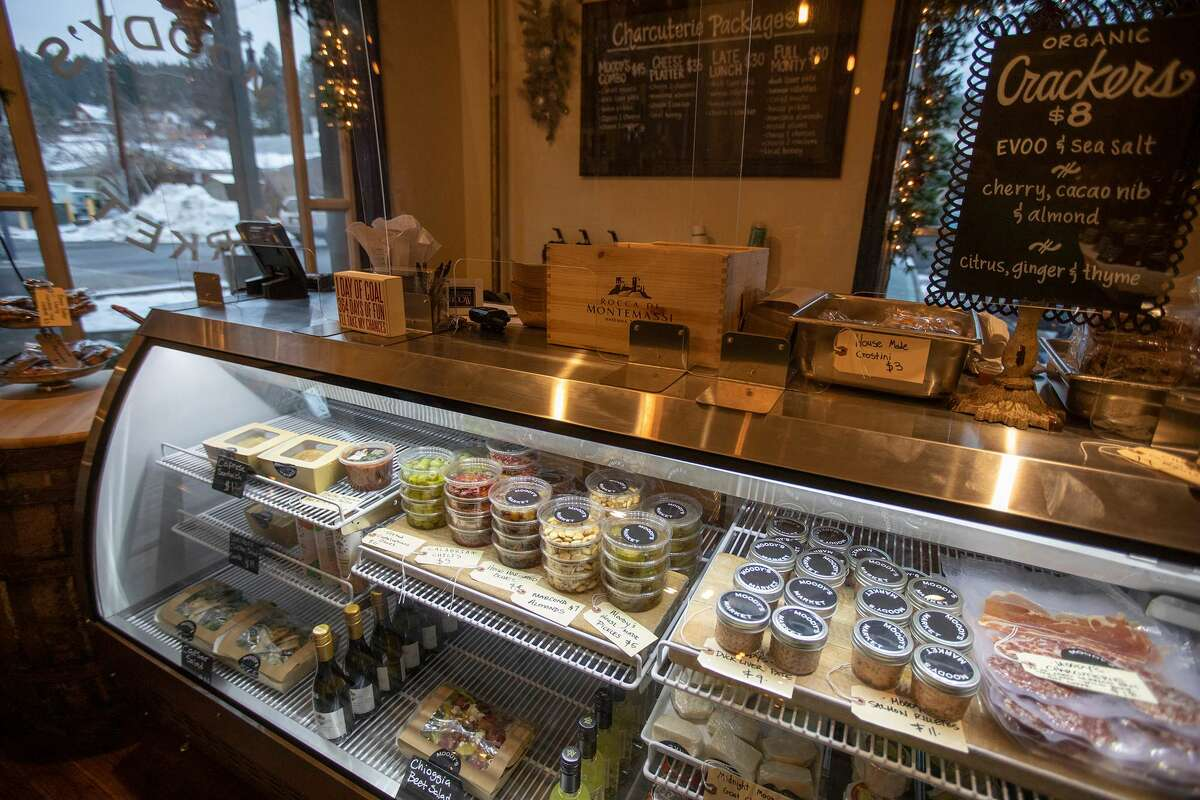 Moody's Bistro Bar & Beats opened a gourmet market to adapt during the shutdown.