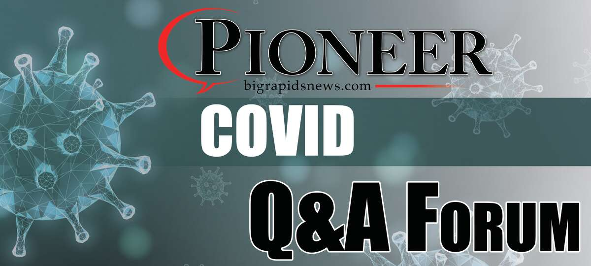 The Pioneer will be hosting a live COVID Q&A Forum at 2 p.m. on Friday, Dec. 18.