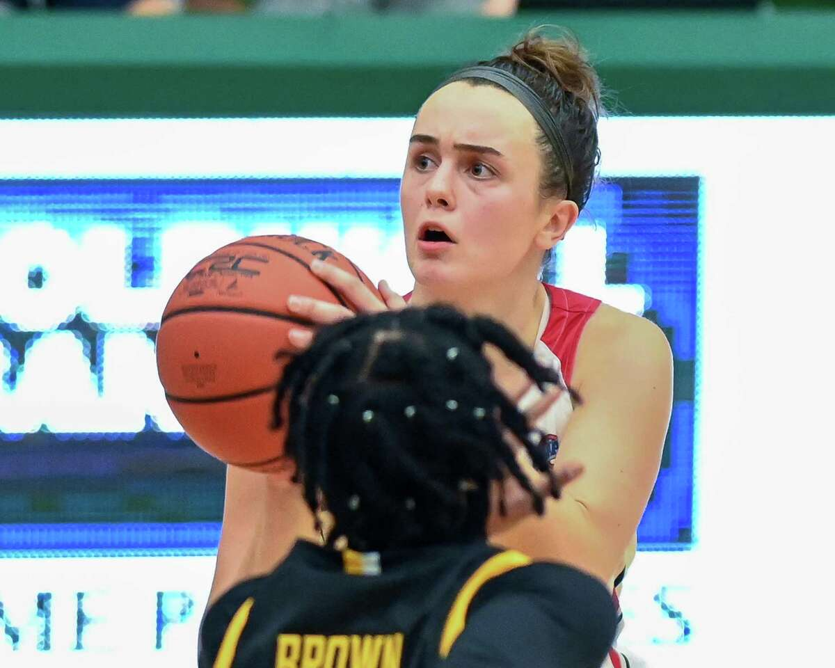 Fairfield graduate student Sam Lewis had 11 3-pointers and 39 points against Siena on Saturday. Lewis scored a single-game school-record 39 points and a MAAC-record 11 3-point shots in the game.