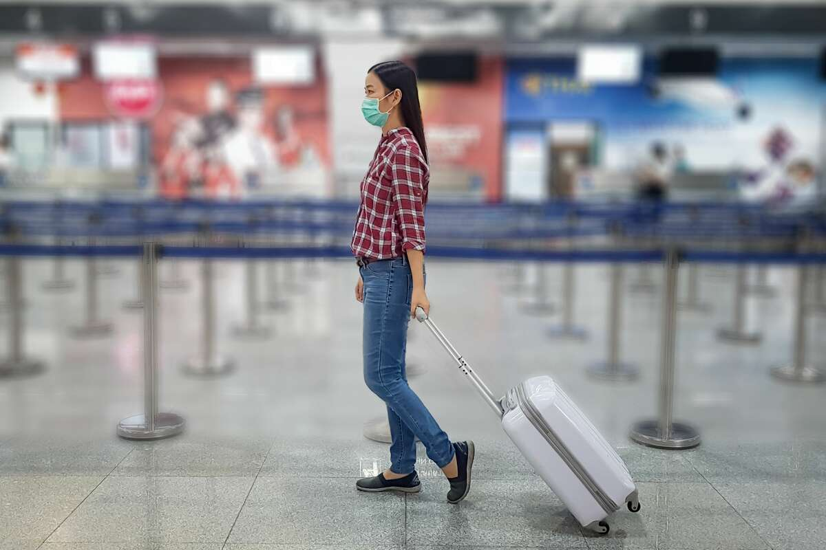 Holiday travel is in steep decline according to airlines and AAA.