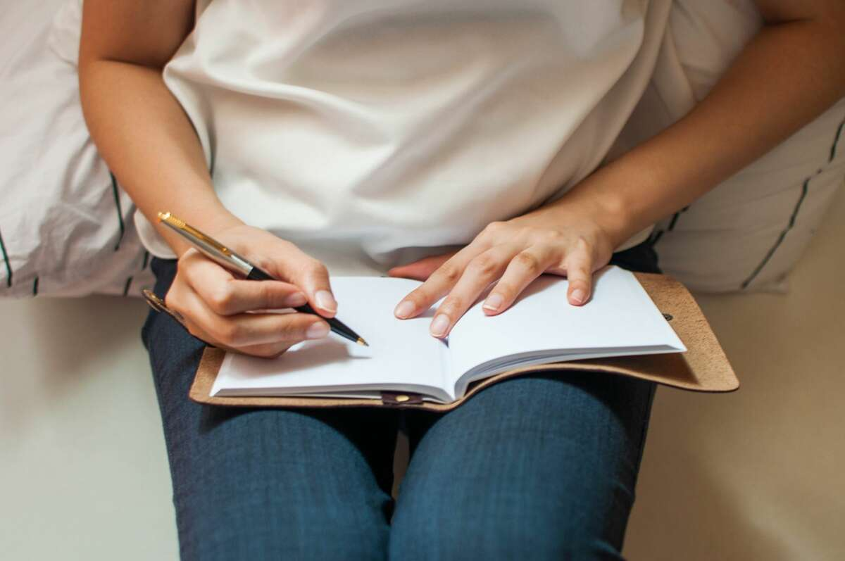 20 minutes of journaling a day can have a significant impact on your mood.
