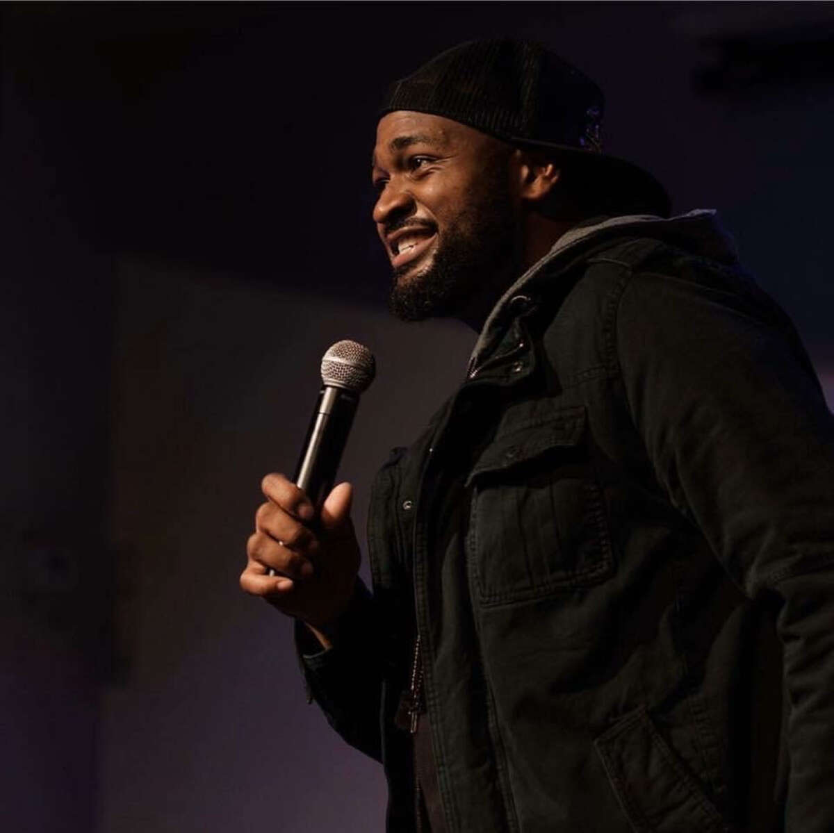 Ogu said he's been influenced by the works of legendary comedians like Martin Lawrence and Jim Carrey.