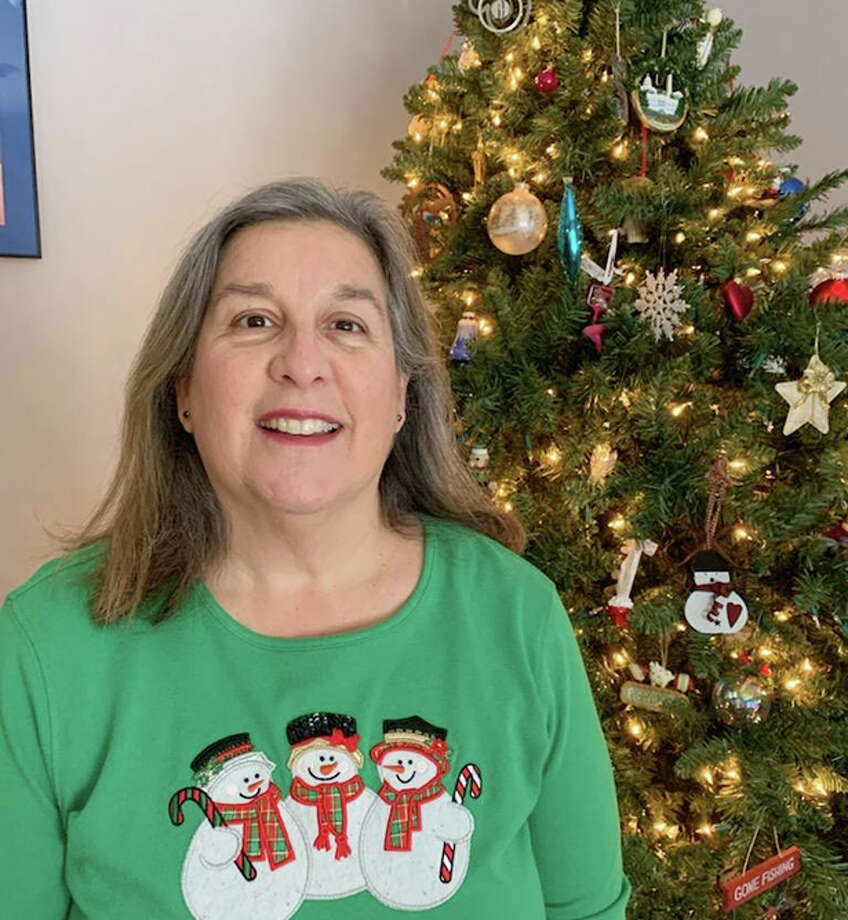 """""""I really like 'White Christmas' and 'Silent Night,'"""" Carol Slivka said. """"I love 'White Christmas' because it makes me think of the snow for Christmas and then 'Silent Night' is just a beautiful faith-filled, religious meaning of Christmas (with the theme of) Jesus is the reason of the season."""" Photo: Courtesy Photo"""
