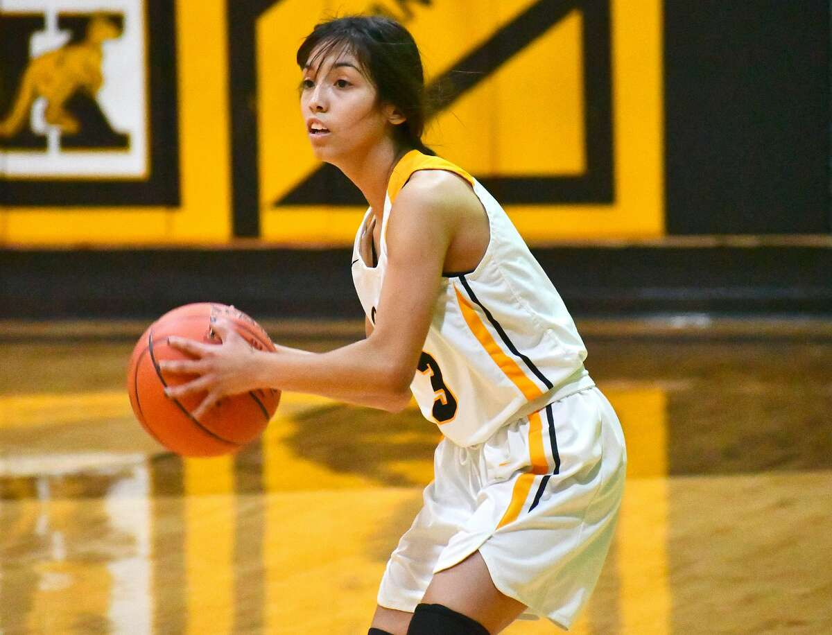 Natacia Saldana is the little engine that can as she and the Kress Lady Roos hope to continue the program's rise.