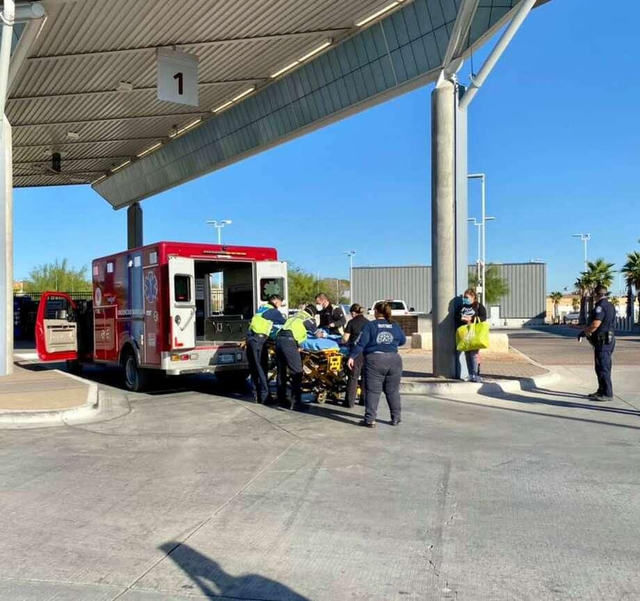 Shriners y otras organizaciones se unieron para transportar al menor neolaredense a Galveston. Photo: Foto De Cortesía