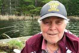 Baldwin's Jim Warren had an active fishing season. (Courtesy photo)