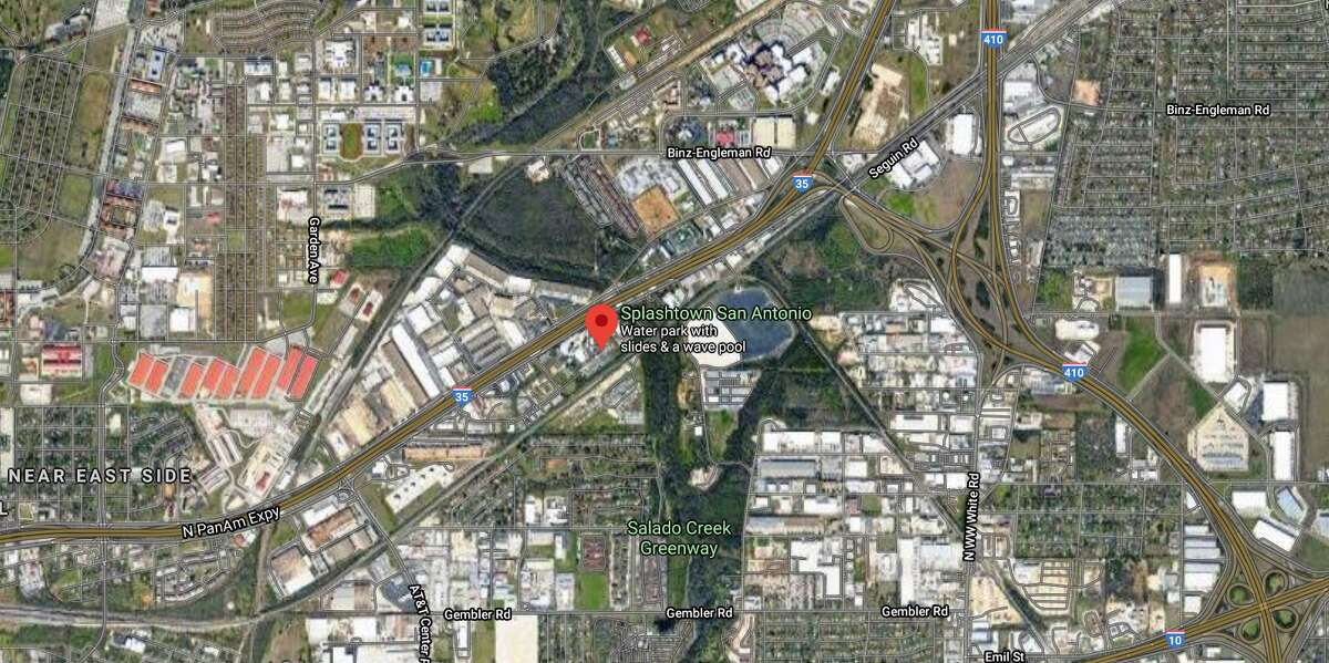 One man is dead after police say he was running across the road near the 3600 block of IH-35 Wednesday Dec. 16, 2020.