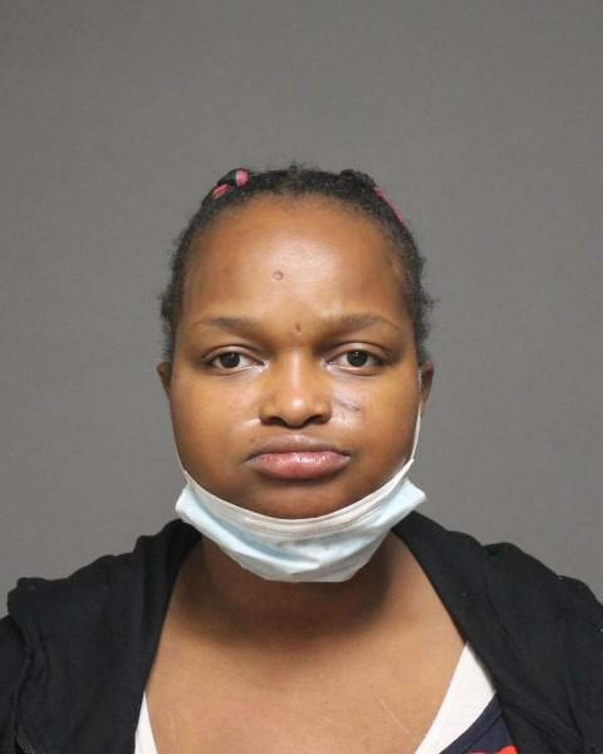 Felicia Cooper was charged with second-degree forgery and third-degree larceny for allegedly altering and cashing the bank check.