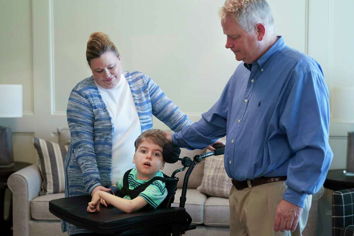 acob Helvey was 3 when he suffered severe injuries in a home elevator accident in Atlanta in 2010. His parents, Brandi and Mike Helvey, at home with Jacob last year, have pushed federal regulators to take action to prevent the problem from injuring or killing other children.