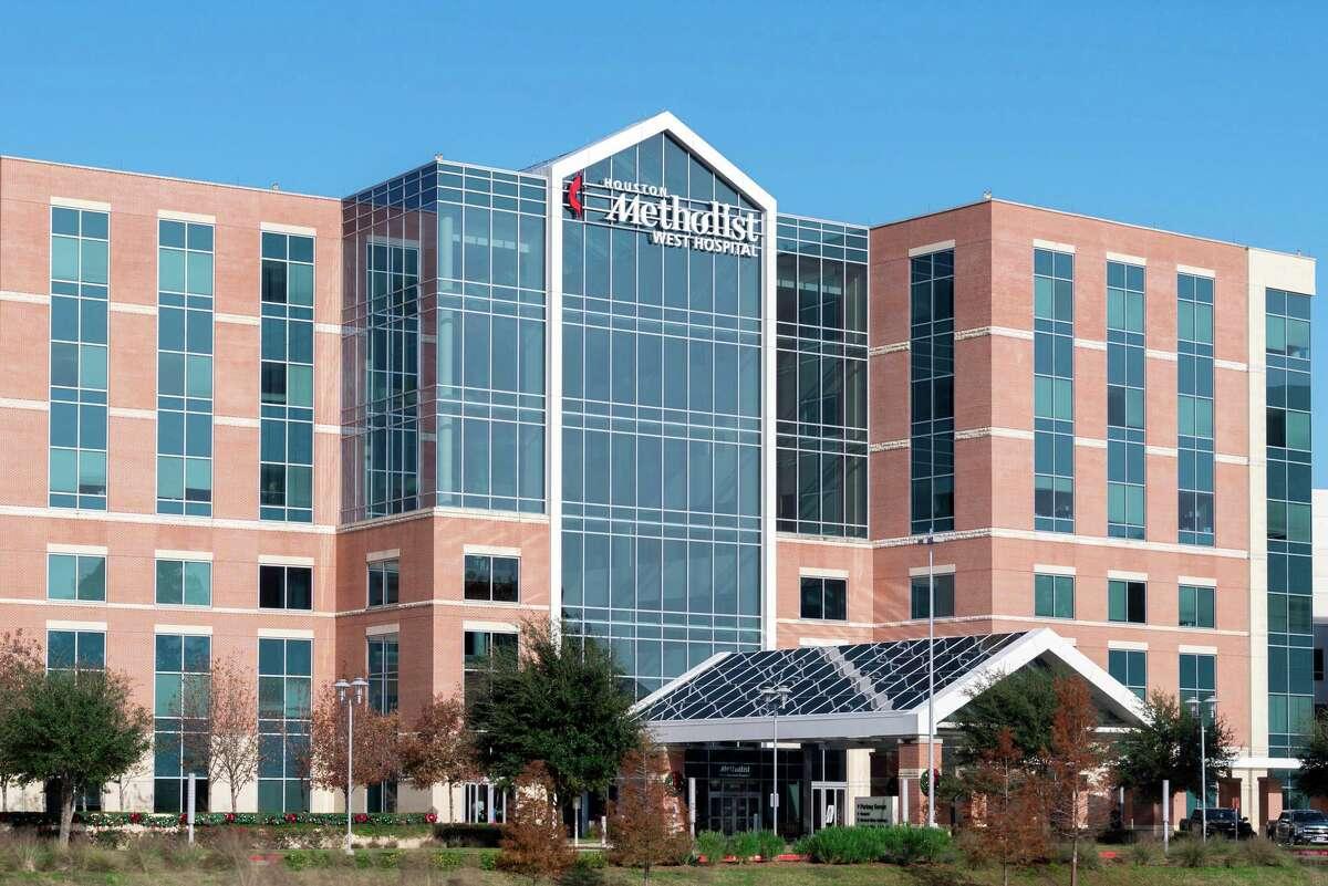 Houston Methodist Hospital West celebrated its 10th anniversary on Dec. 17, 2020.