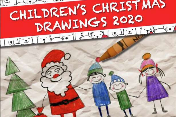 Children's Christmas Drawings 2020