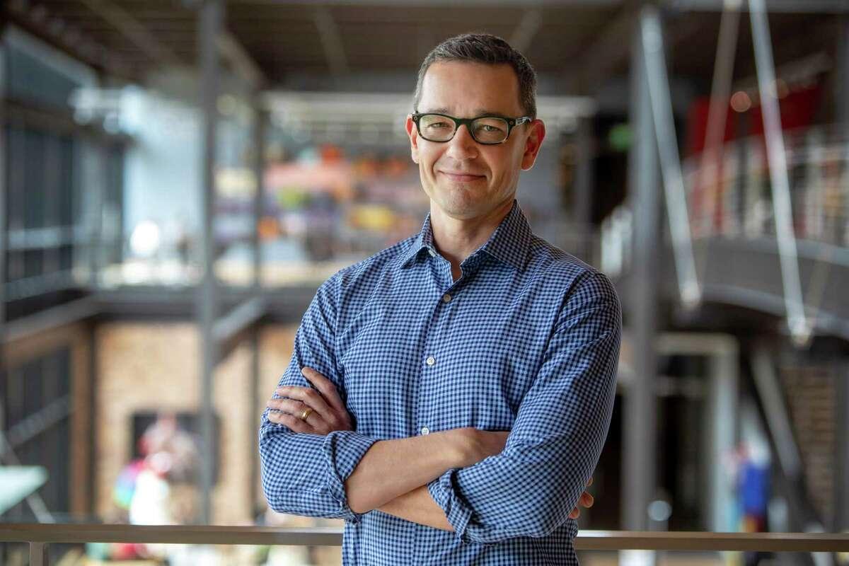 Mike Jones of Pixar who co-wrote