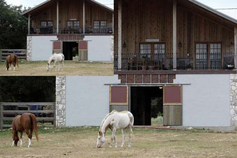 Claude Elliott shifted gears when thinking about a second story for his barn and transformed it into his home.