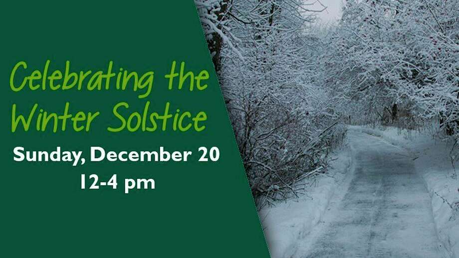 Sunday, Dec. 20: Celebrating the Winter Solstice: The Winter Solstice marks the shortest day of the year. Families can drop in anytime between 12-4 pm at the Chippewa Nature Center in Midland. (Photo/Chippewa Nature Center Facebook)