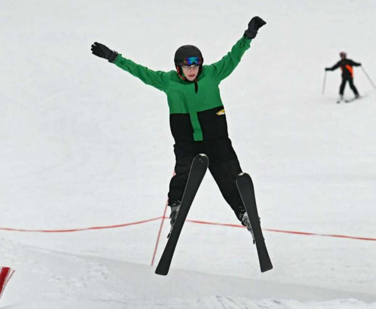 Skiers will have to call ahead this winter due to COVID restrictions.