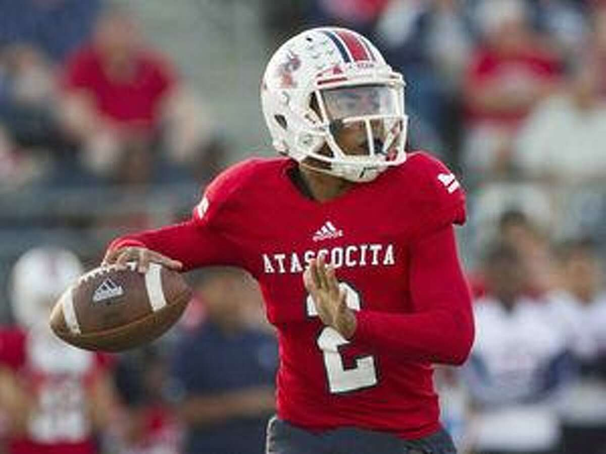 Atascocita quarterback Daveon Boyd will look to lead his team to a district championship after the Eagles have finished in second for three consecutive years.