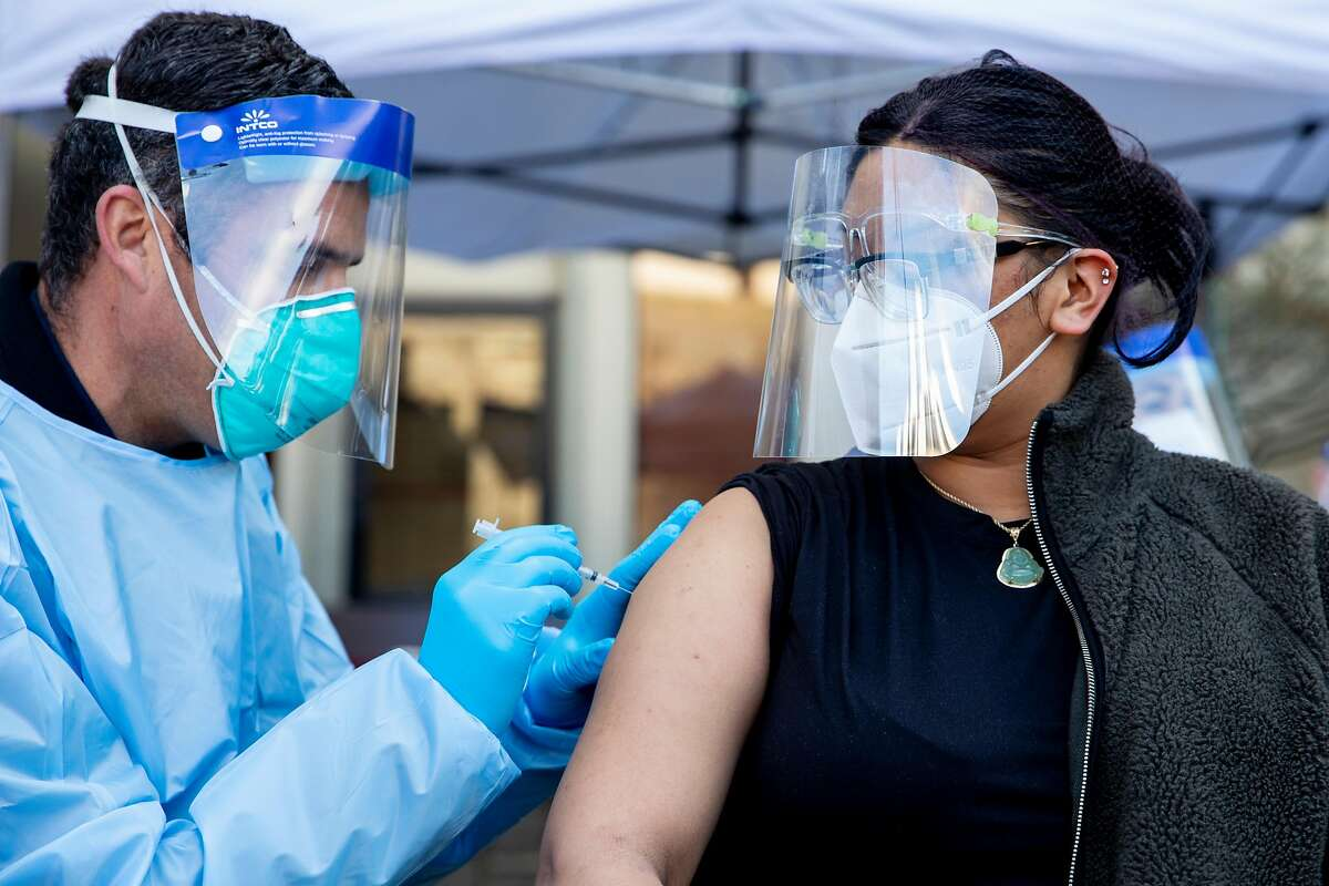 California's wealthy ZIP codes, such as Marine County, have far more people vaccinated than poor ones.