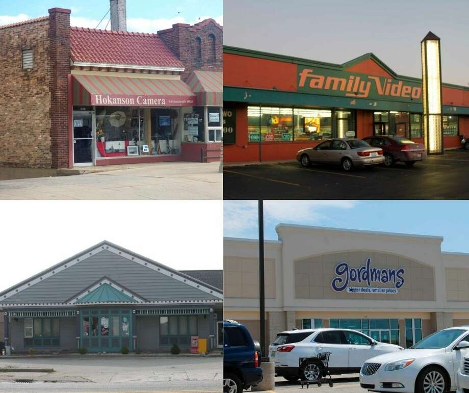 Manistee said goodbye to at least four businesses in 2020 at least in part because of the coronavirus pandemic. Photo: File Photos