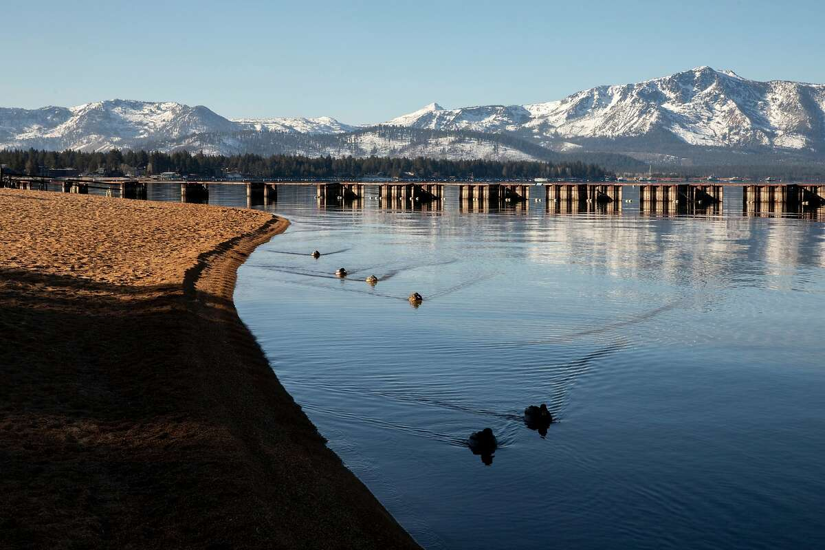 Vacation travel to South Lake Tahoe is banned for at least three weeks because of a regional rise in COVID-19 hospitalizations.