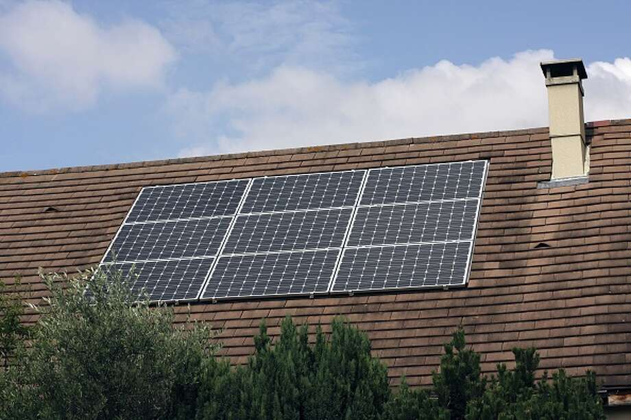 A-C Central school district is exploring installing solar panels to help lower utility costs. Photo: Prisma By Dukas