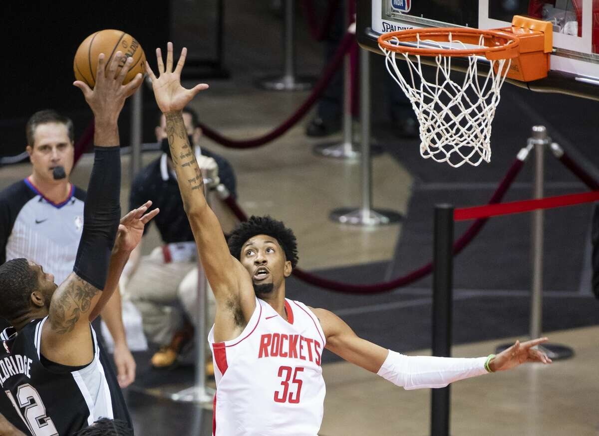 Rockets newcomer Christian Wood gets his first opening-night start Wednesday against the Thunder.
